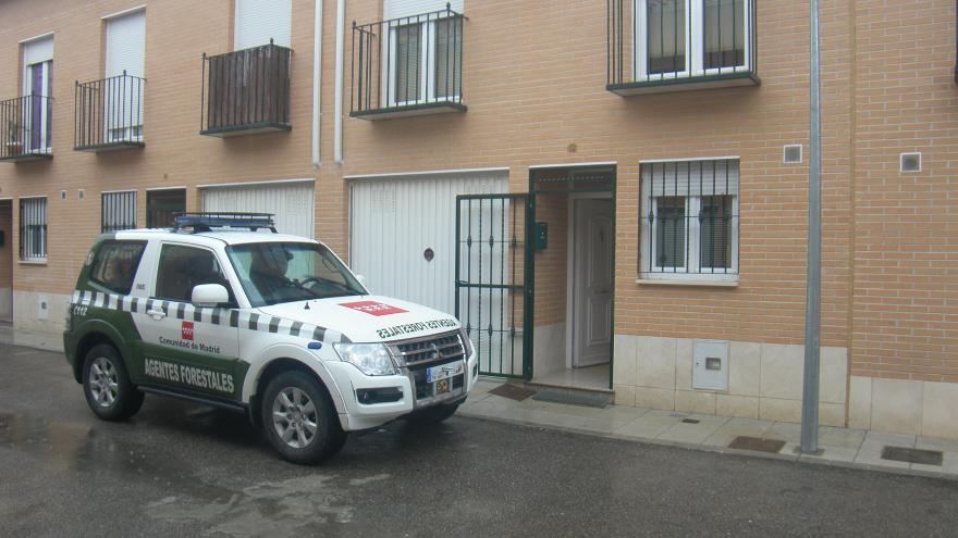 Imagen de la oficina comarcal 8 del Cuerpo de Agentes Forestales.