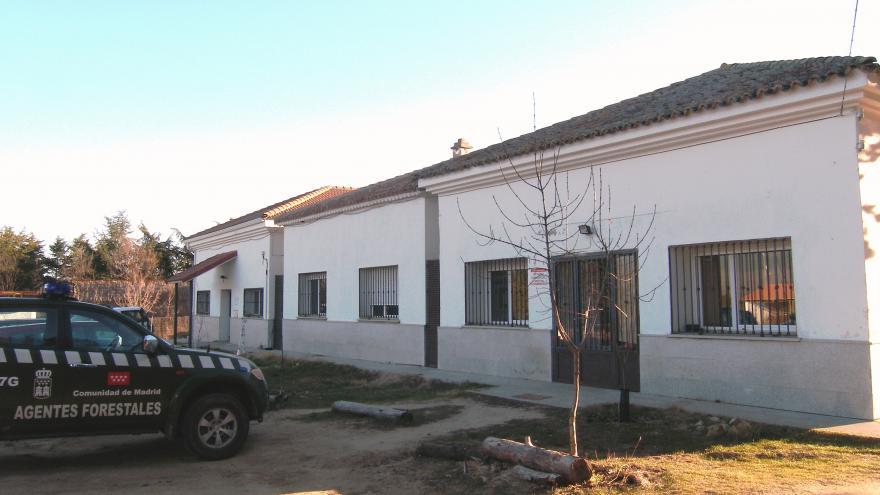 Imagen de la oficina comarcal 4 del Cuerpo de Agentes Forestales