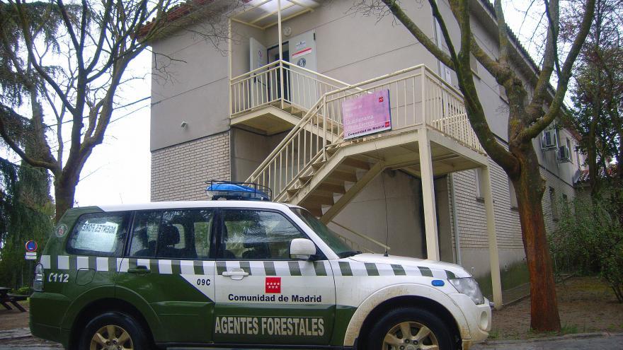 Imagen de la oficina comarcal 9 del Cuerpo de Agentes Forestales