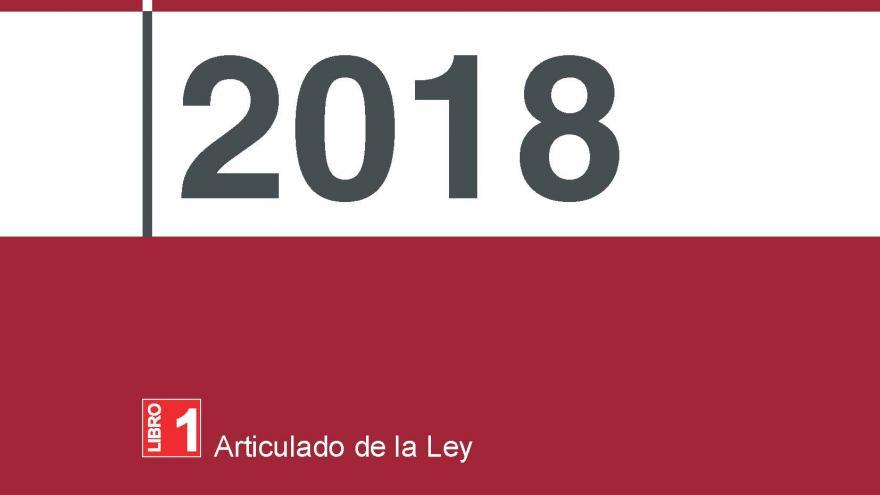 Presupuestos Generales 2018