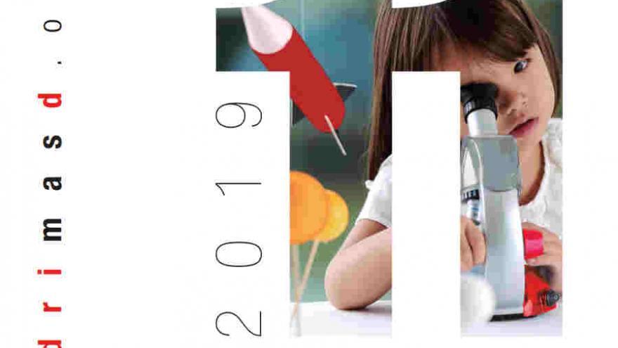 Día Internacional de la Mujer y la Niña en la Ciencia 11 febrero 2019 (cartel)