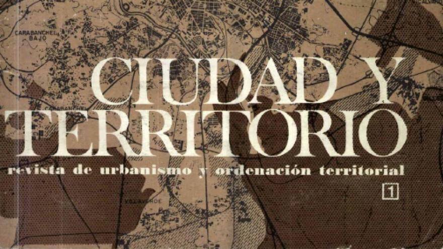 Revista Ciudad y Territorio