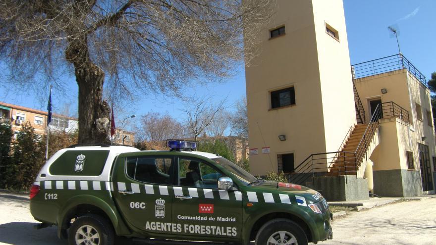 Imagen de la oficina comarcal 6 del Cuerpo de Agentes Forestales