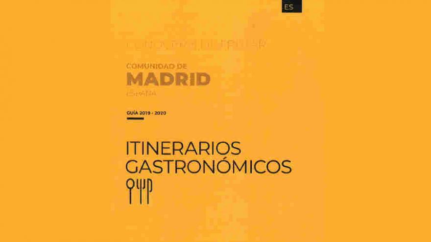 Itinerarios gastronómicos. Guía 2019-2020