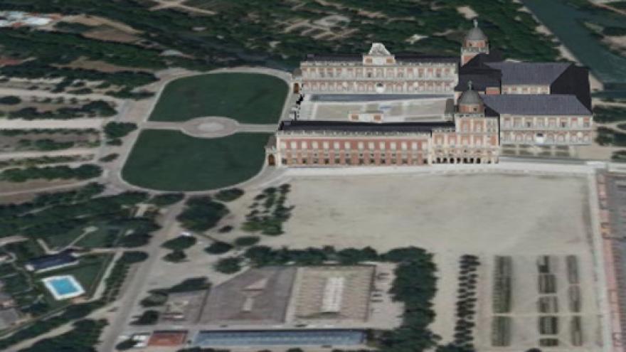 Vuelo 3D de la Comunidad de Madrid