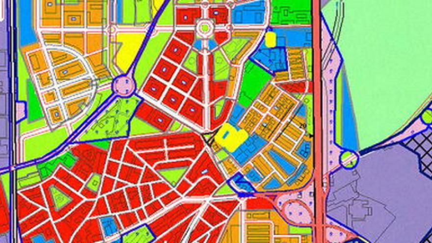 Sistema Información Urbanística Regional (SIUR)