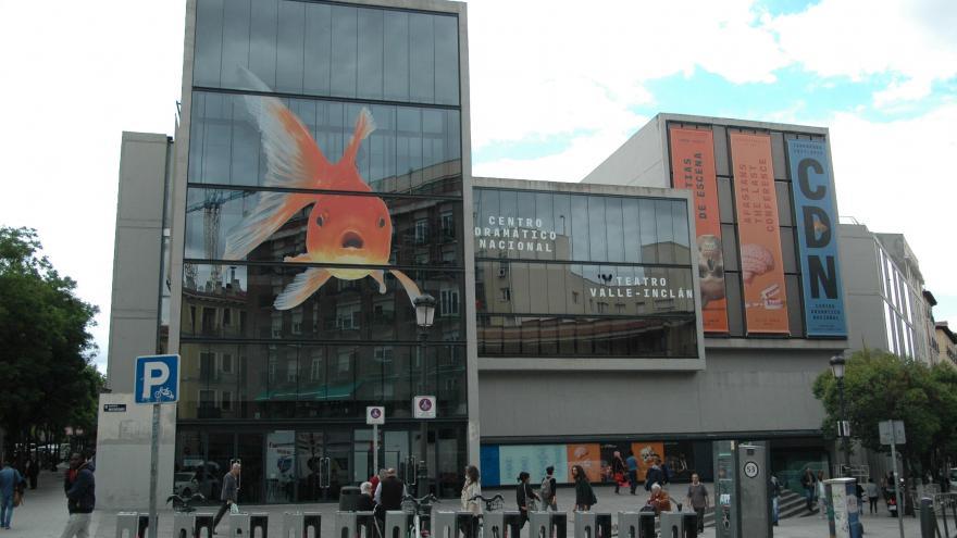 Teatro Valle Inclán. Madrid