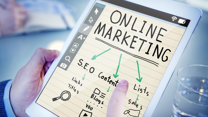 Conceptos de marketing on line