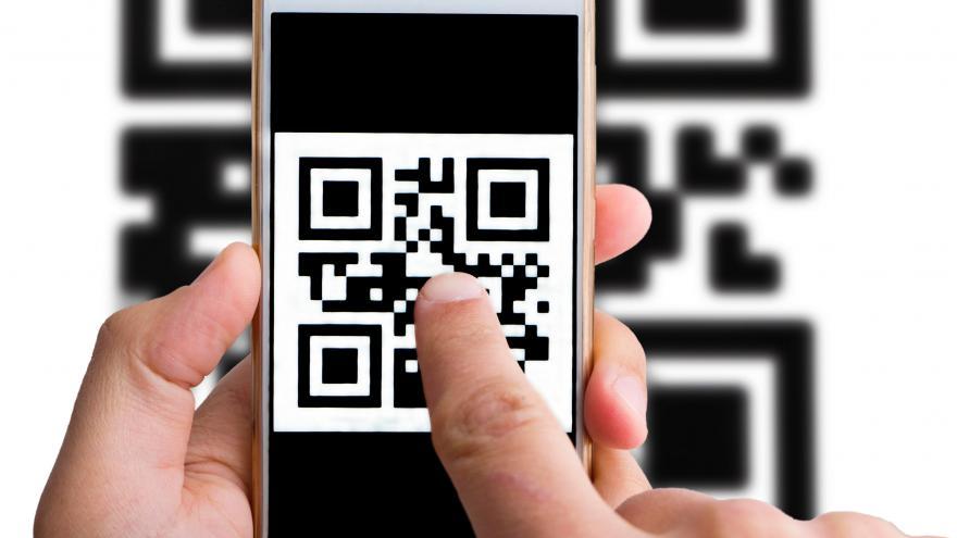 Escaneando código QR