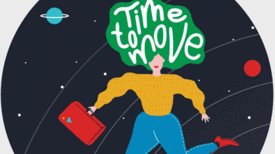 Logo campaña Time to Move