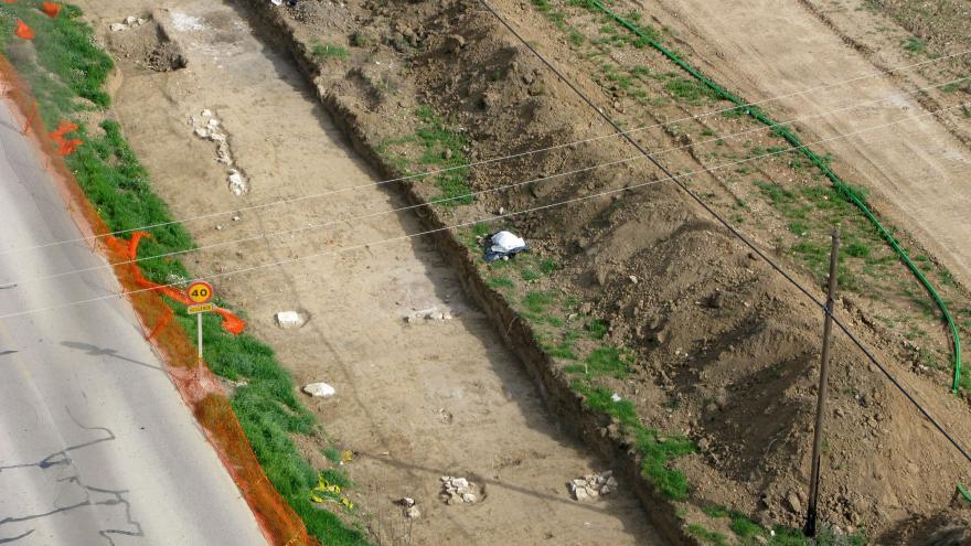 El yacimiento arqueológico Vega de Belvis