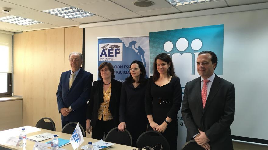 Presentación del informe La Franquicia en España 2020