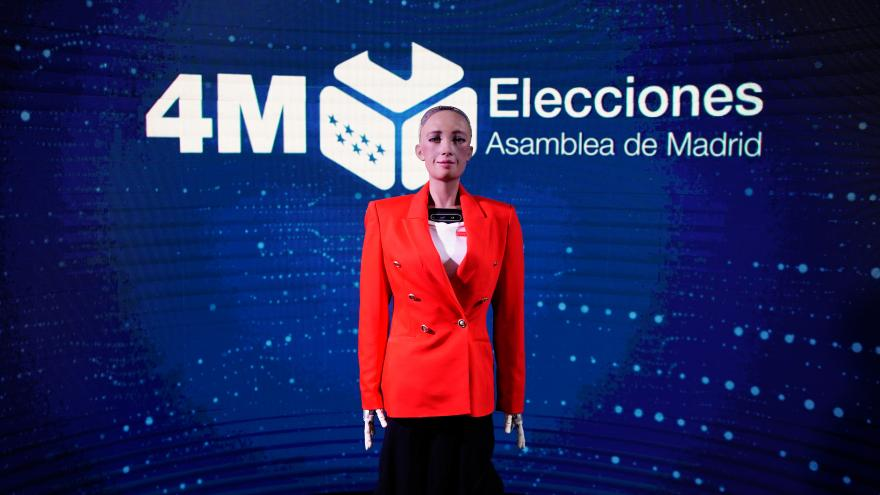 Inteligencia artificial elecciones Madrid