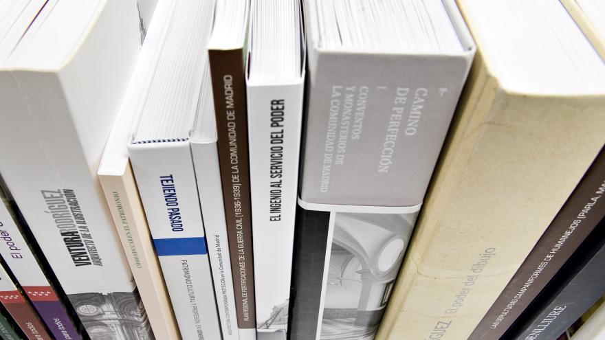 Libros de la Dirección General de Patrimonio Cultural 06