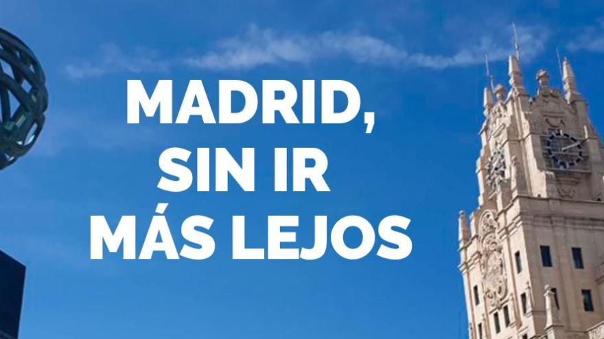 Madrid, sin ir más lejos