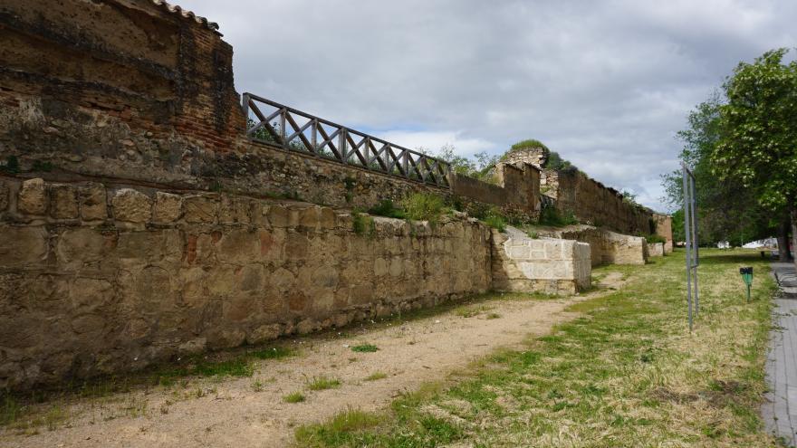 La Muralla de Talamanca del Jarama