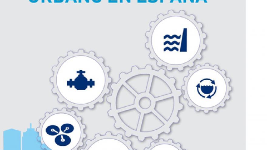 Sector del abastecimiento y saneamiento urbano en España, El.