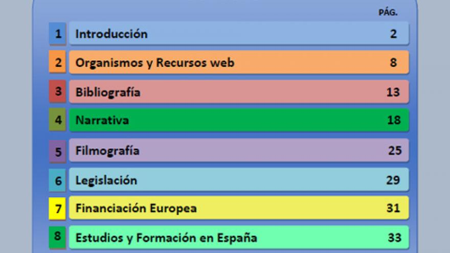 Ciencia y Tecnología en la Unión Europea. Guía de recursos
