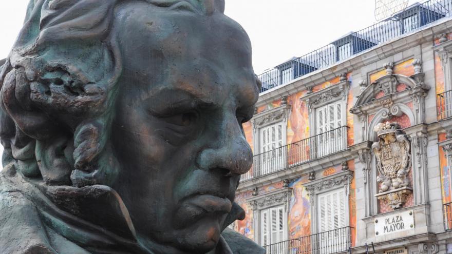 Imagen premios Goya