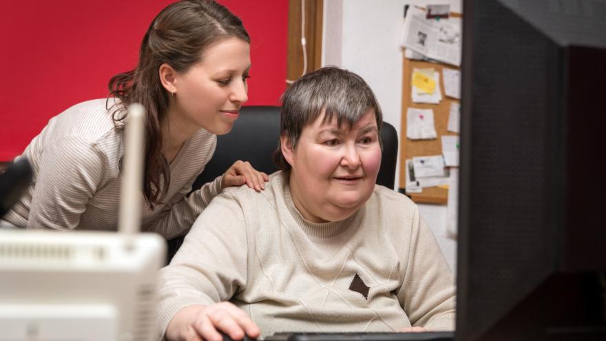 Renovamos 165 plazas de atención a la discapacidad en Fuenlabrada