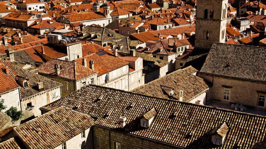 Tejados Dubrovnik