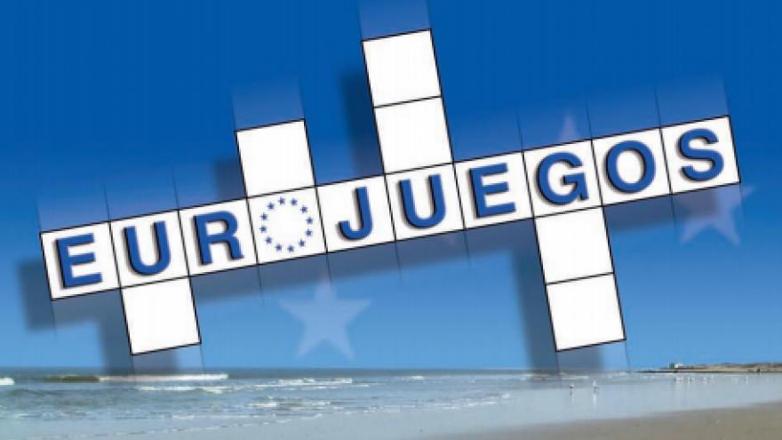 Eurojuegos. Pasatiempo con Europa