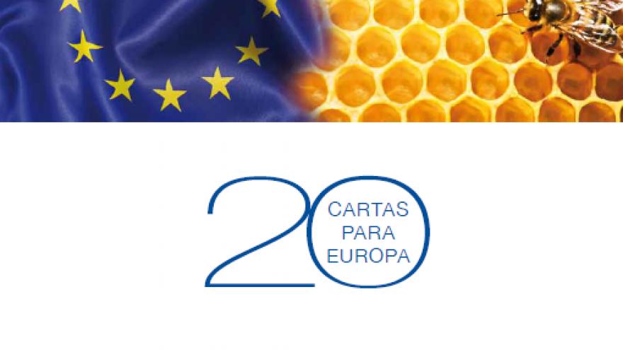 La Europa que queremos. 20 cartas para Europa