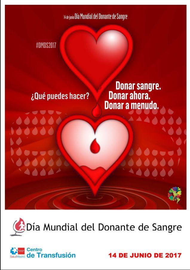 Donación De Sangre Comunidad De Madrid