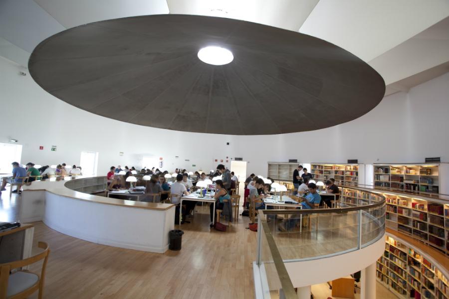 Biblioteca Pública Pedro Salinas (Centro) | Comunidad de Madrid