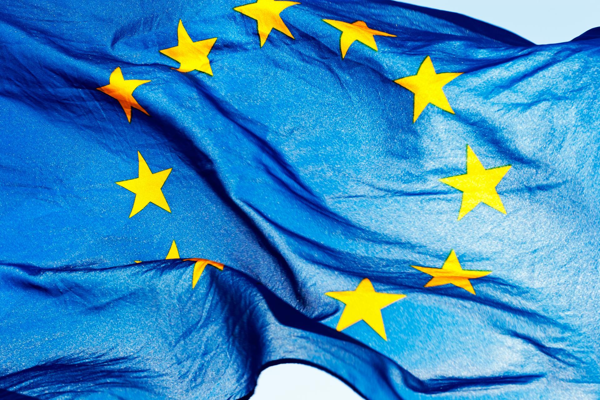 Bandera de la Unión Europea_fragmento