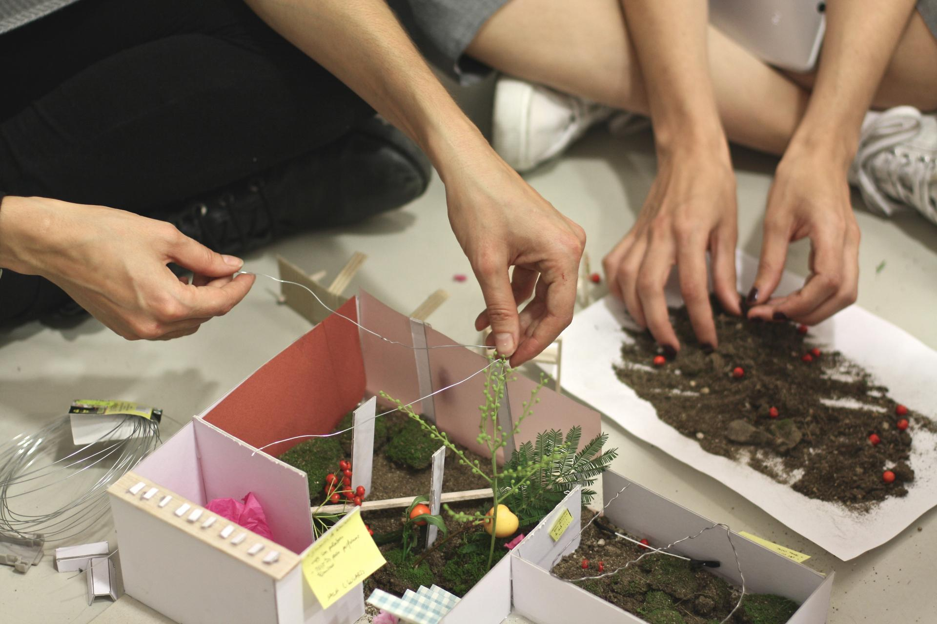 Exposición Casa Abierta. Sala de Arte Joven