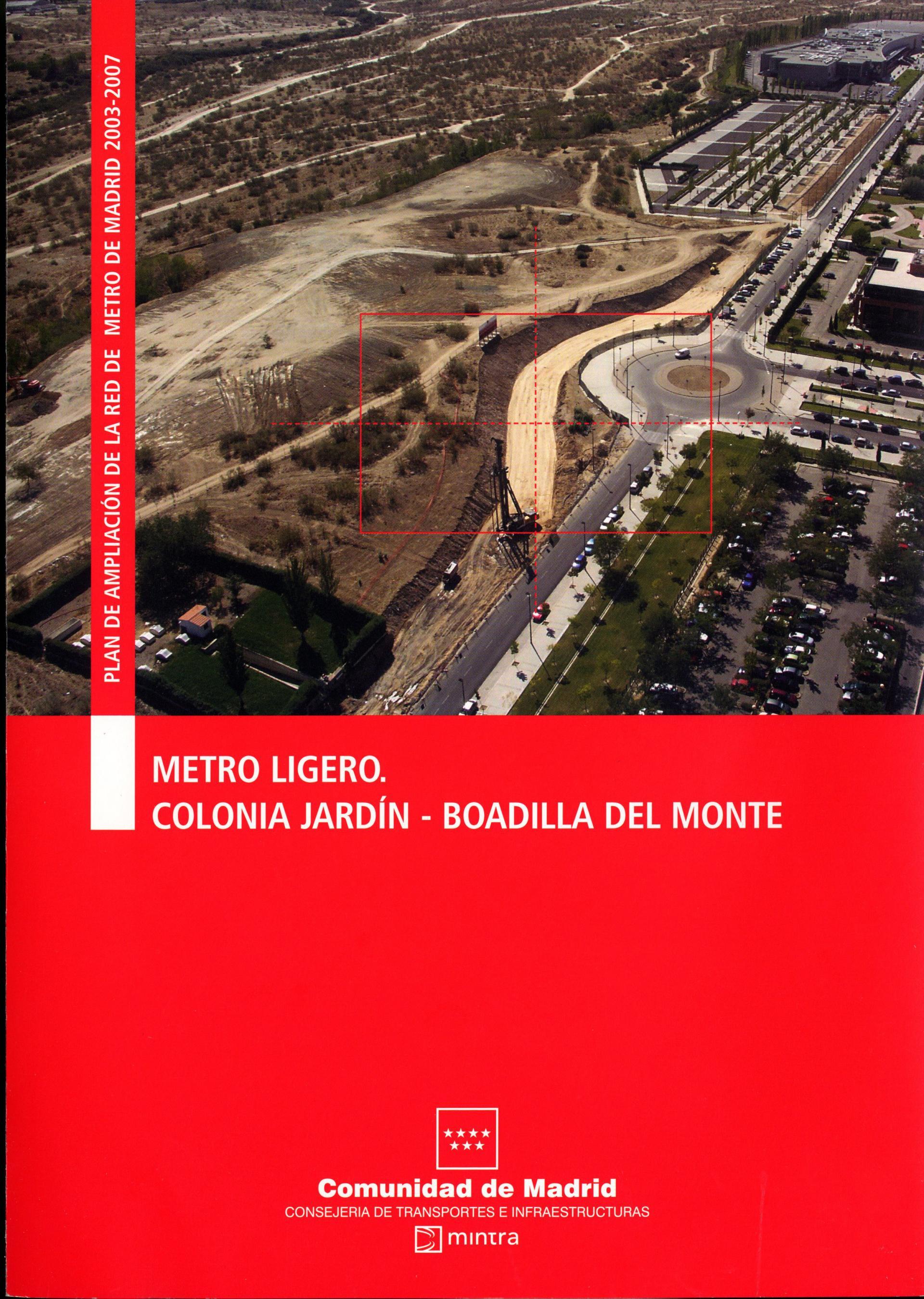 Carátula ML C. Jardín-Boadilla
