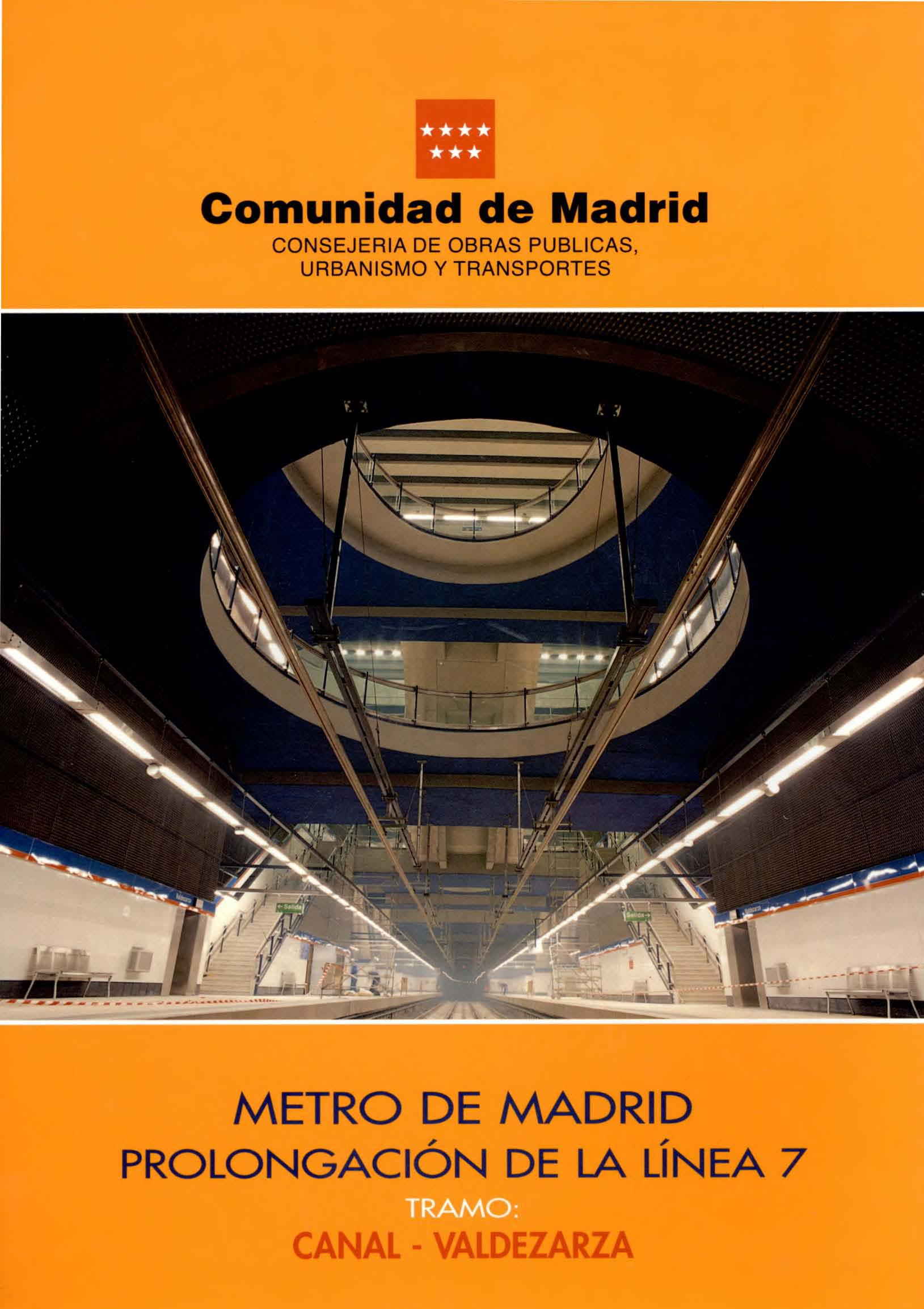 Carátula folleto L7 Canal-Valdezarza