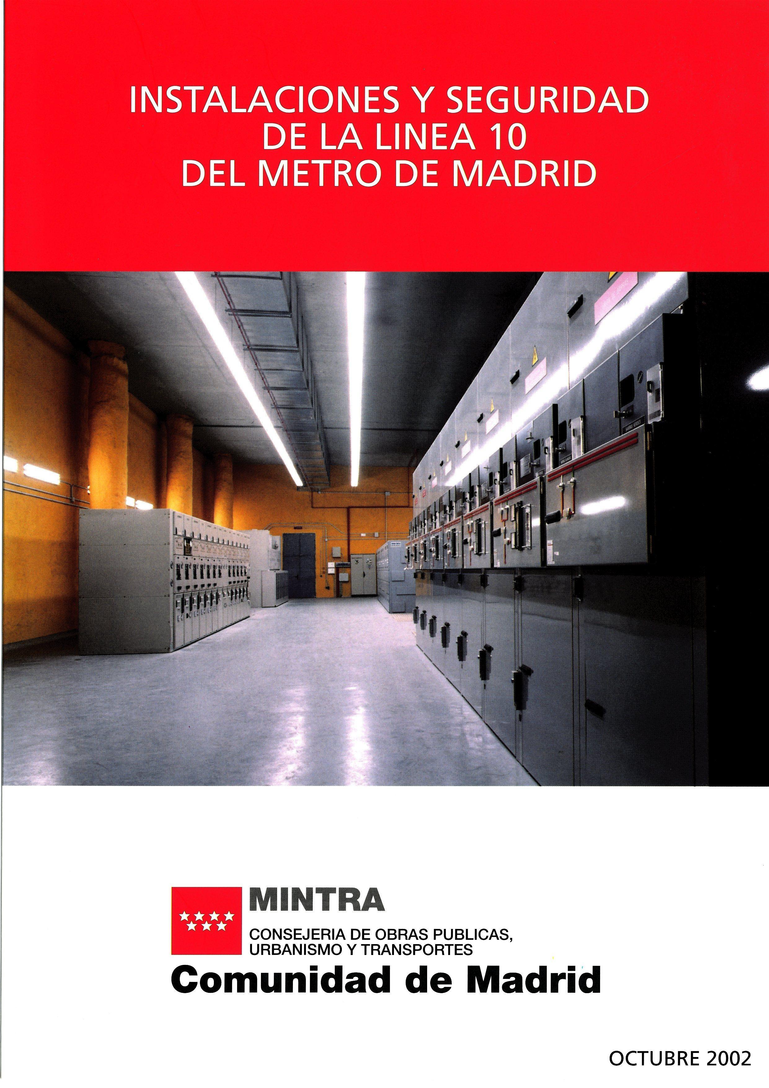 Carátula folleto instalaciones y seguridad L10