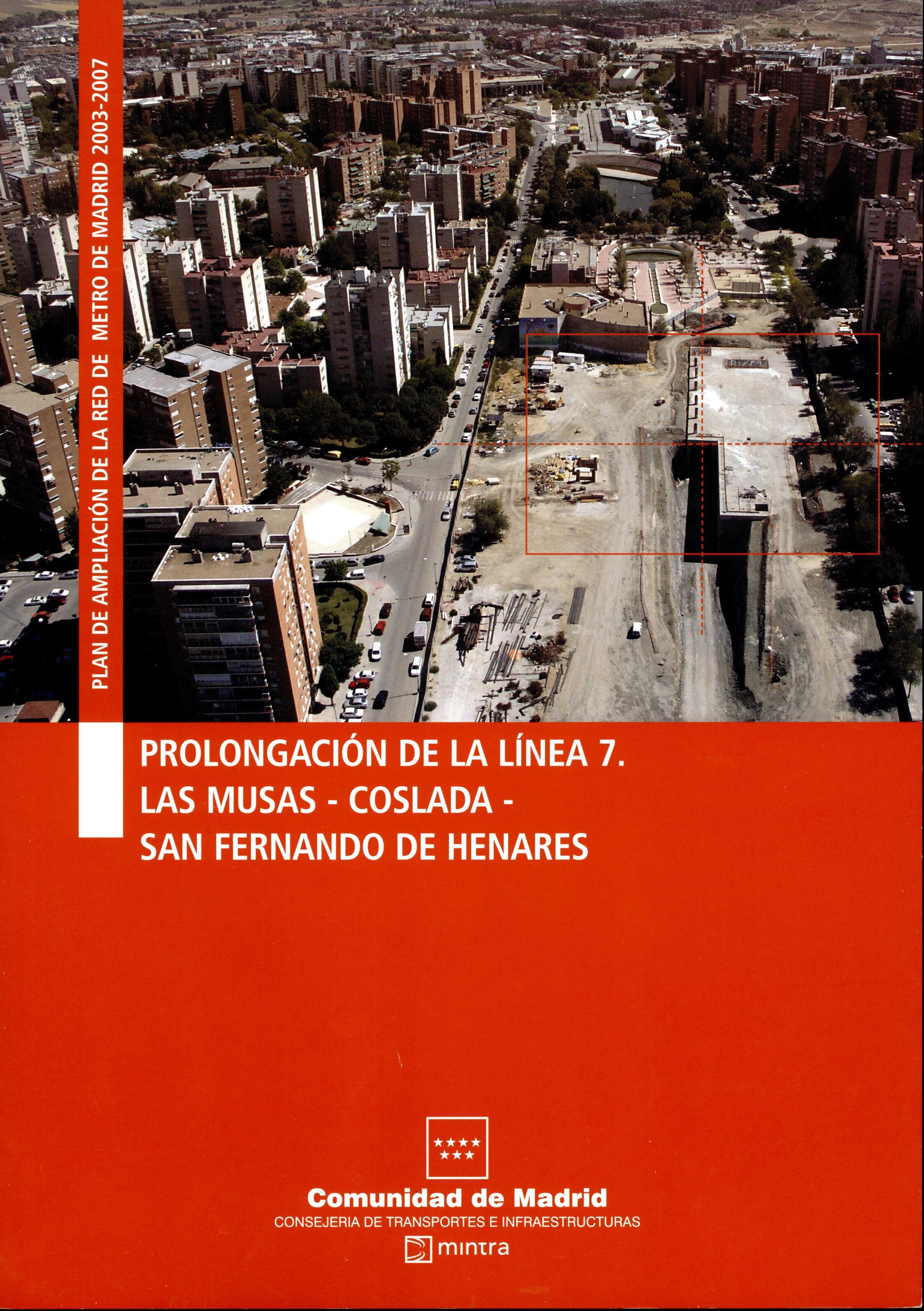 Carátula folleto L7 Las Musas-Coslada-San Fernando