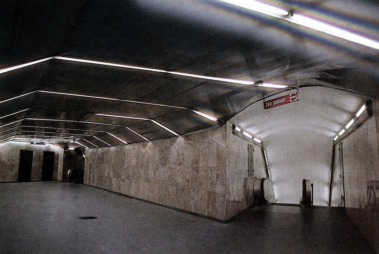 Remodelación estación Oporto