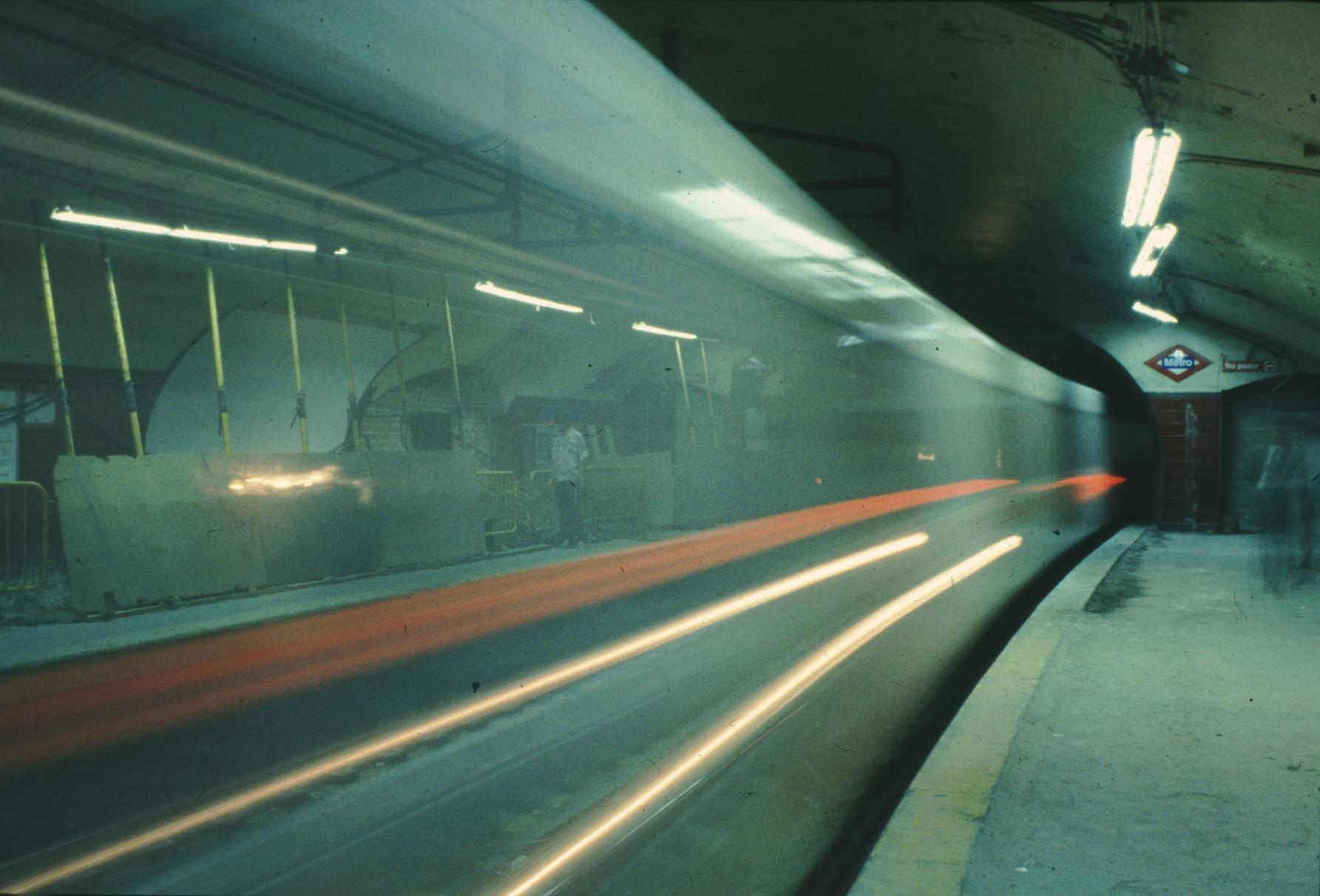 Remodelación estaciones Puente Vallecas y Portazgo