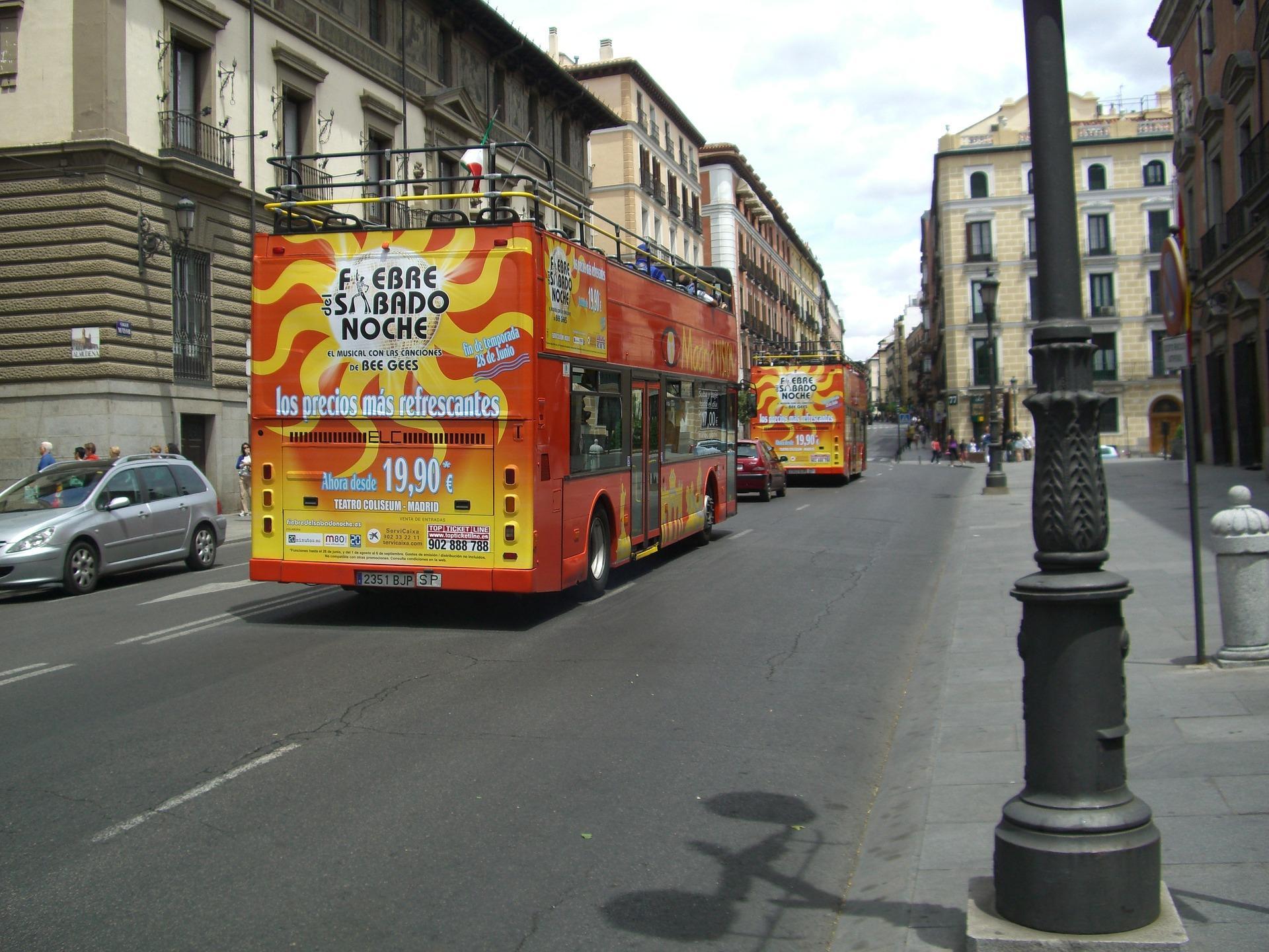 Bus turístico oficial