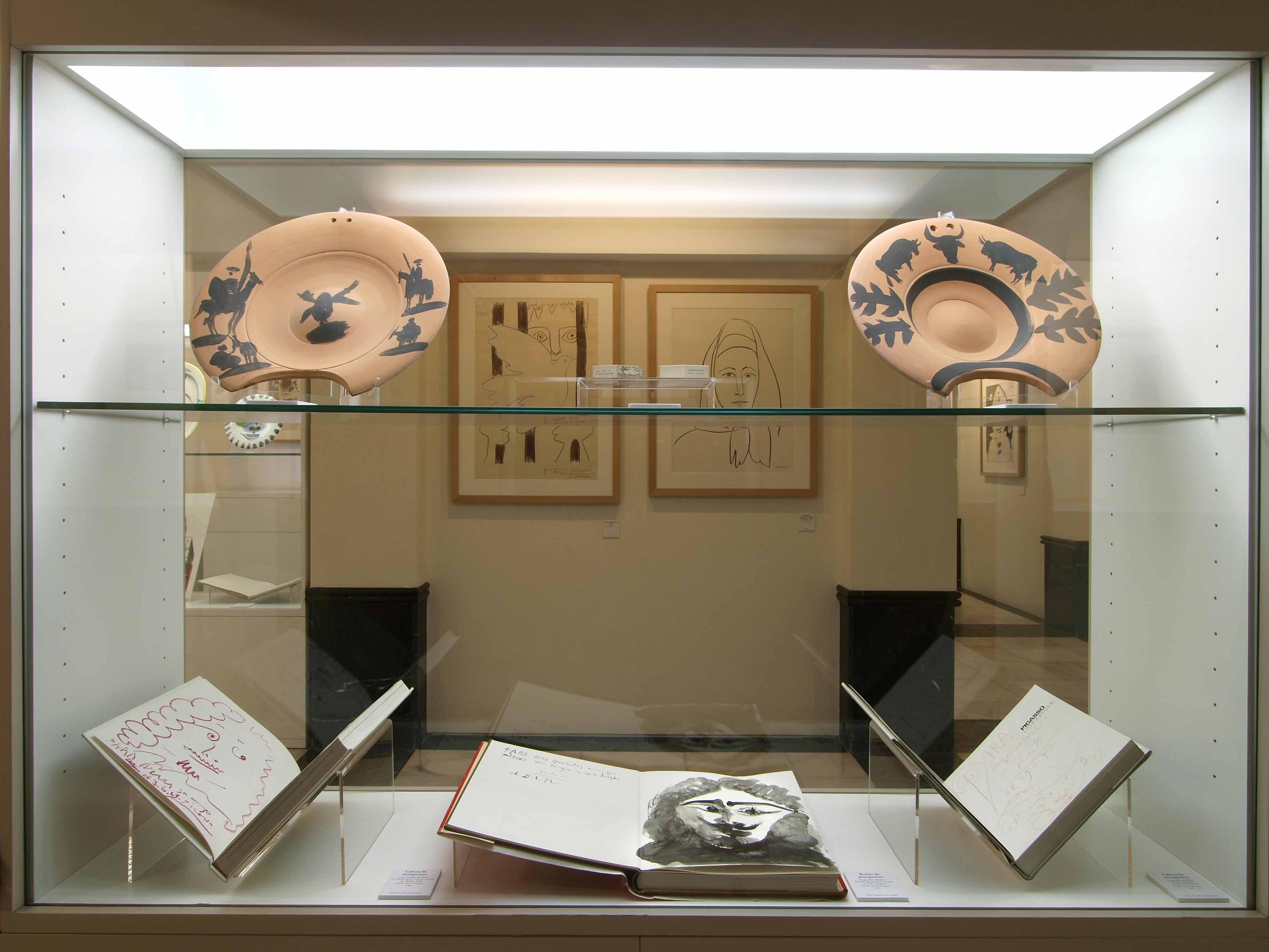 Museo Picasso en Buitrago del Lozoya