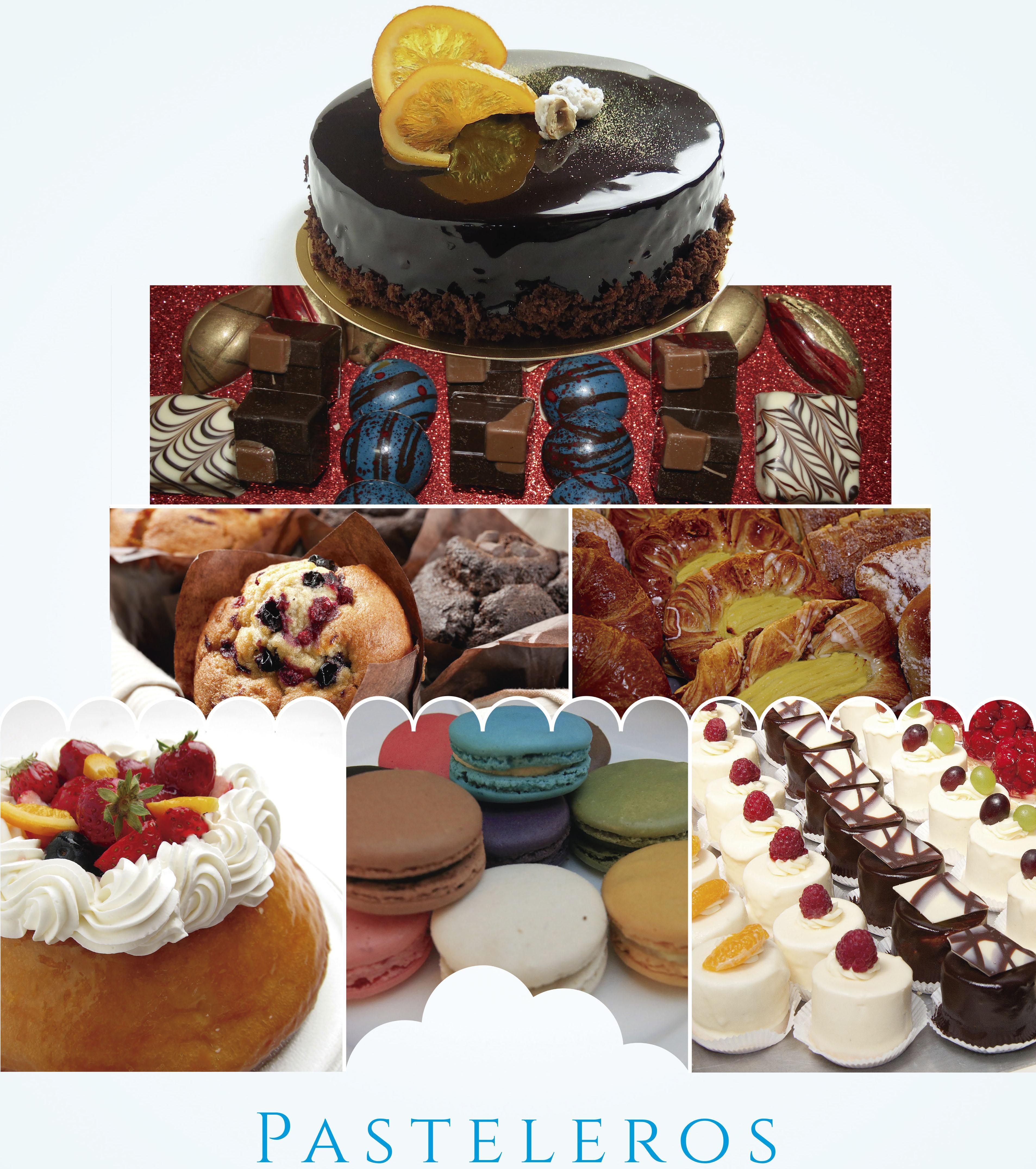 Calendario pastelerías artesanas