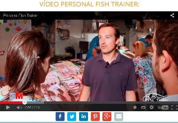 Vídeo Personal Fish Trainer