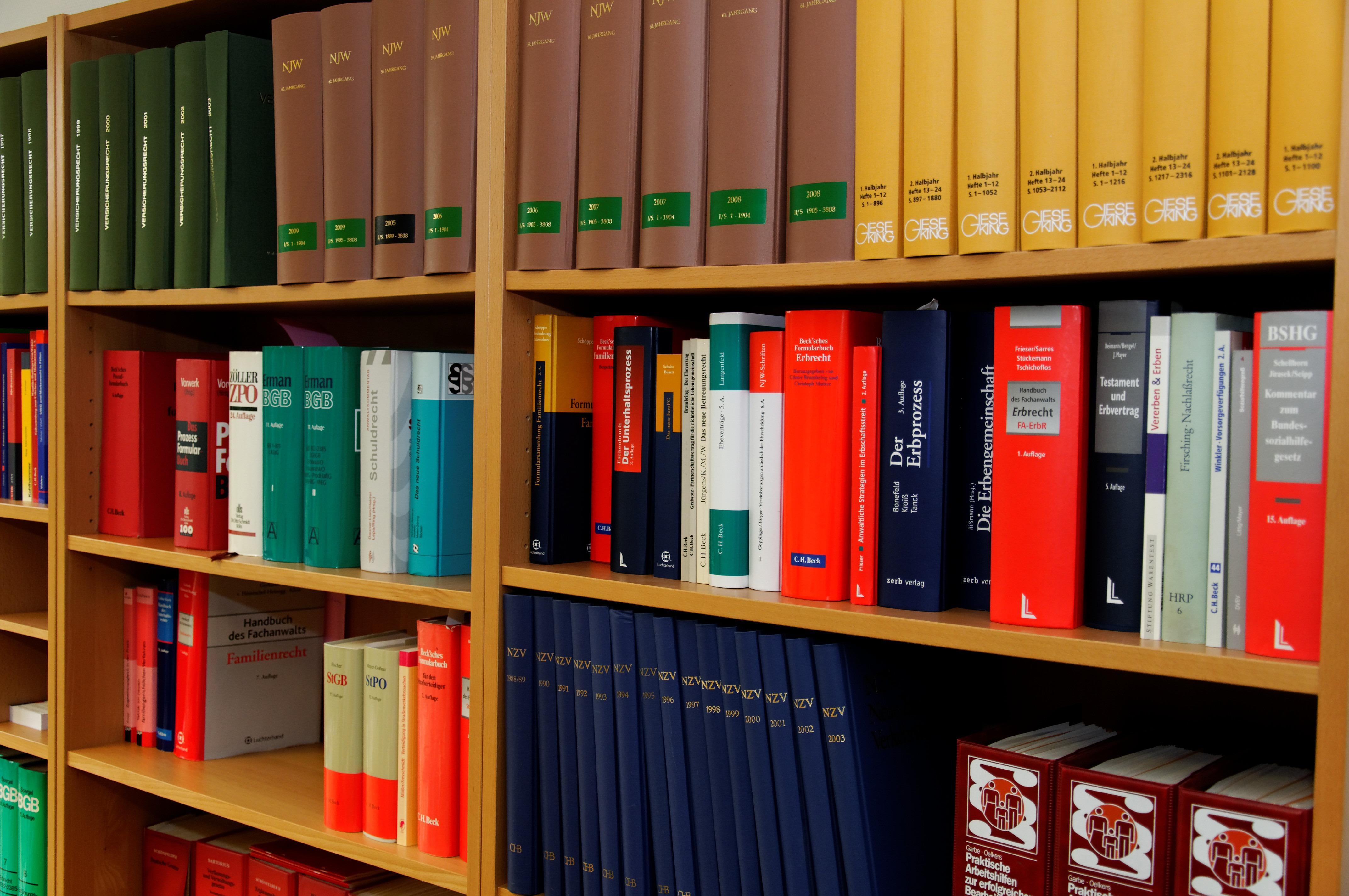 Área de Derecho