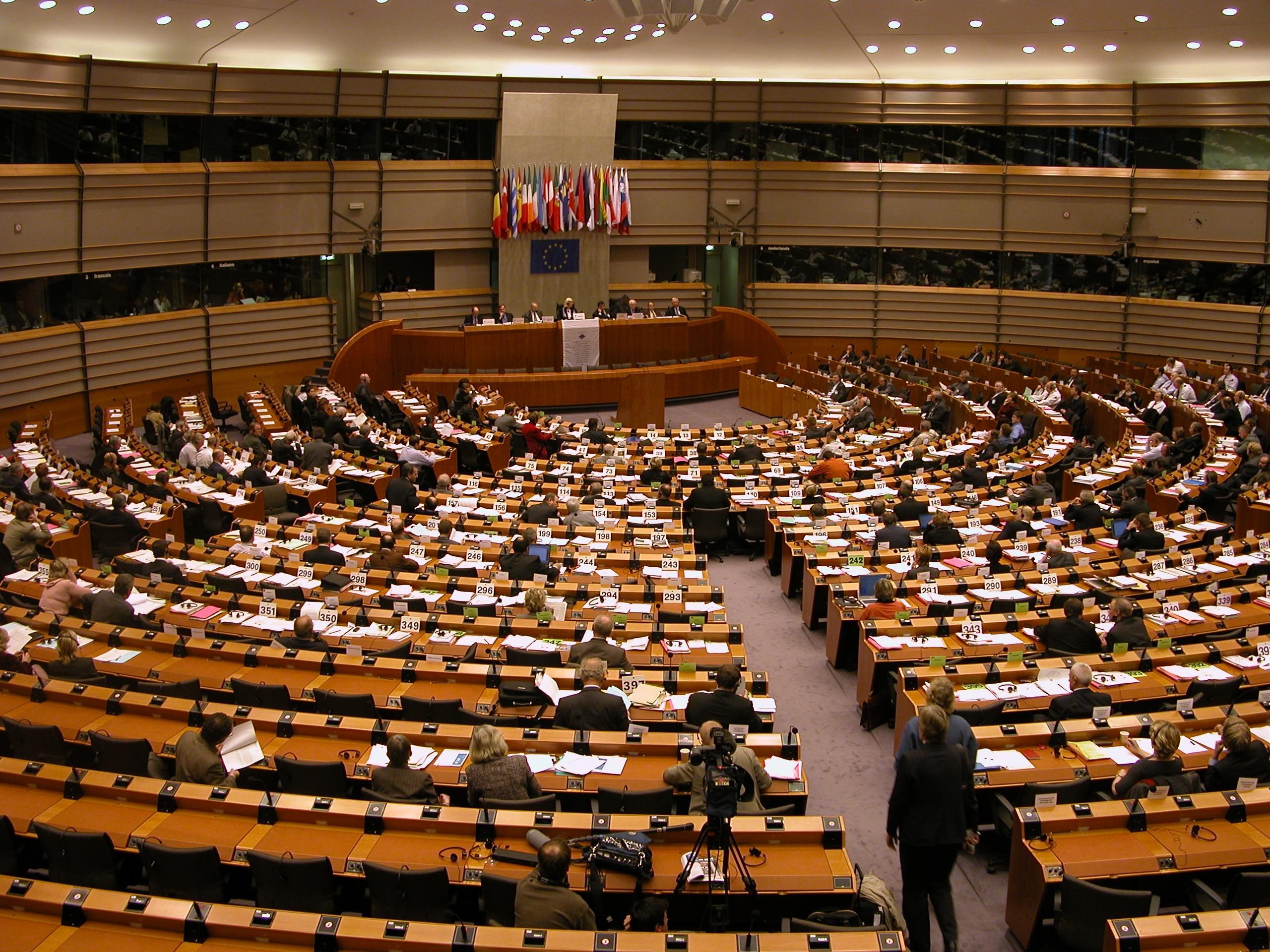 Reunión del Pleno del Comité Europeo de las Regiones