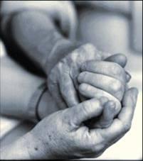 manos entrelazadas
