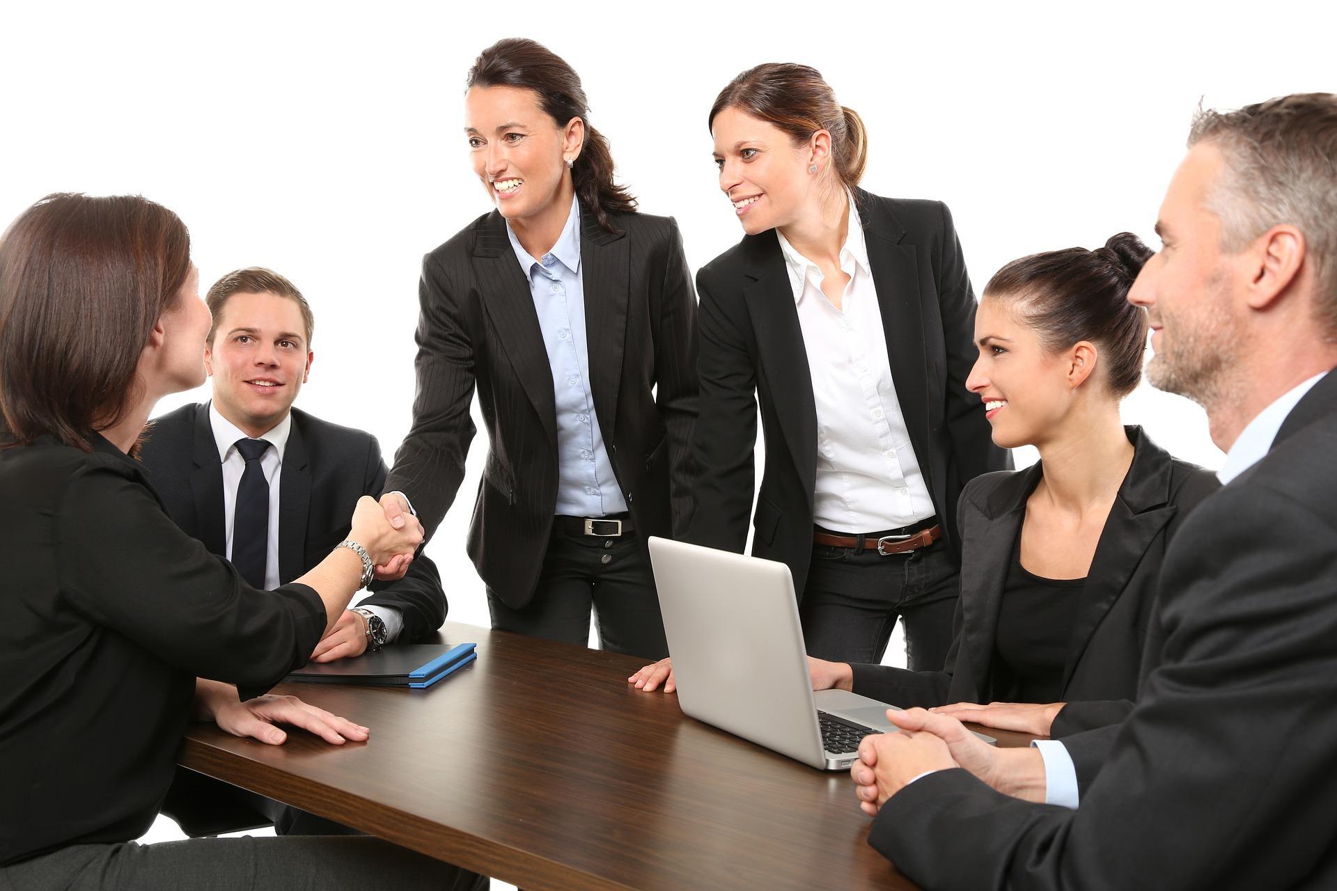 reunión ejecutivos