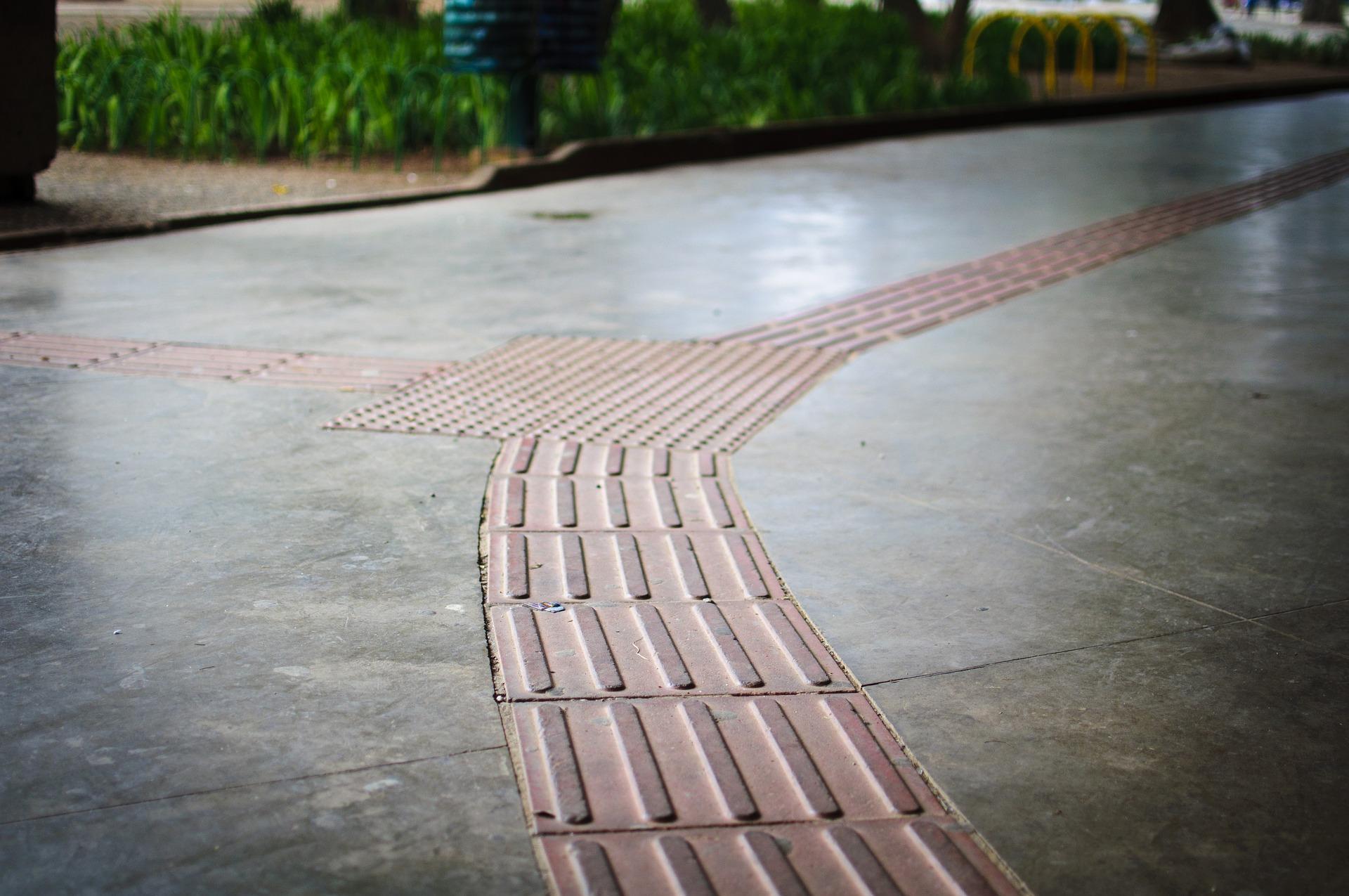 Imagen de suelo accesible