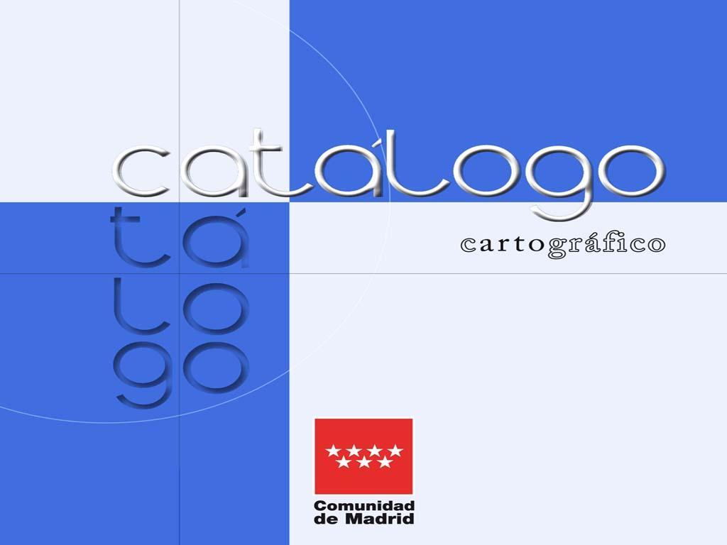 Catálogo cartográfico
