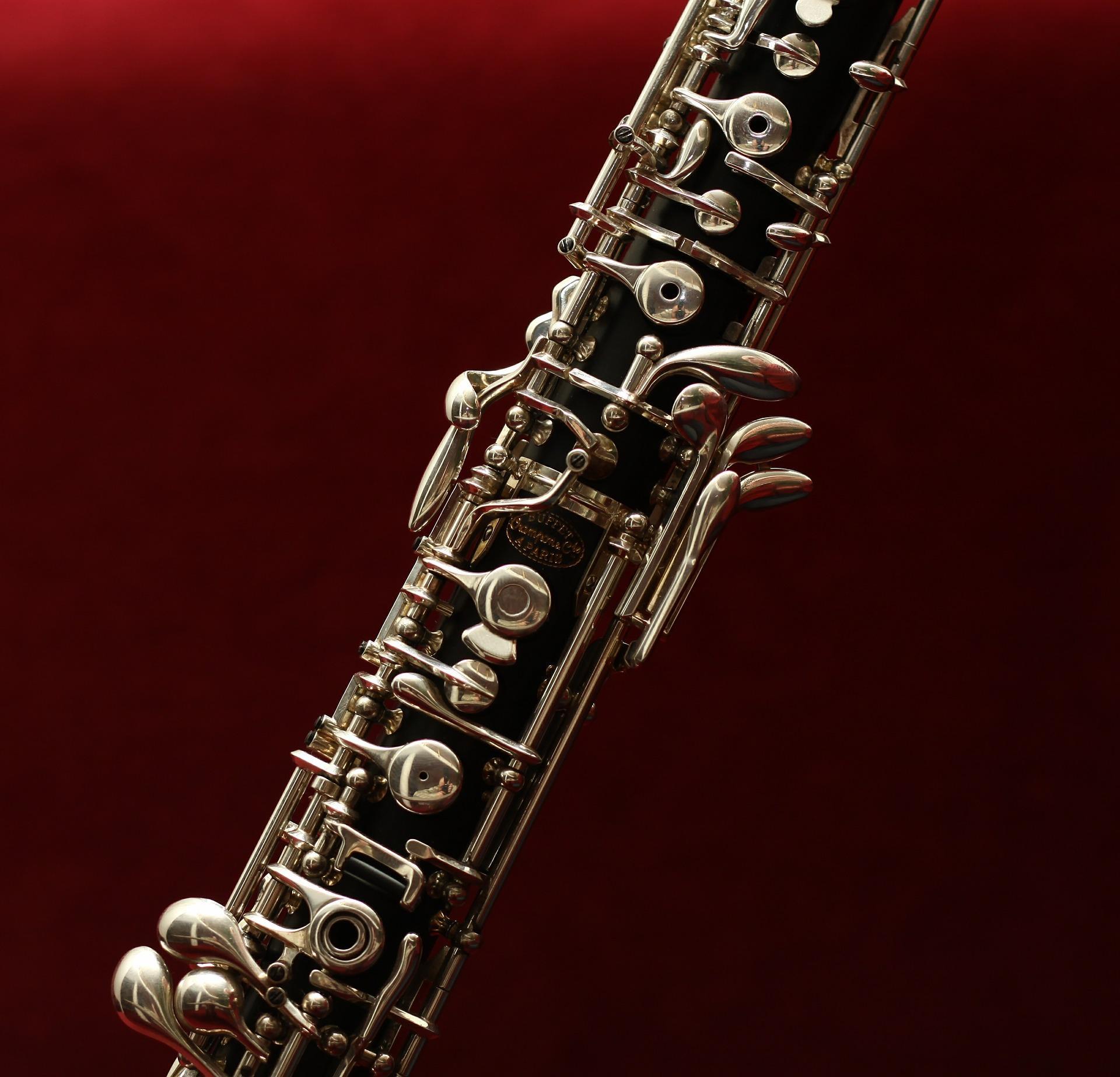 Detalle de oboe