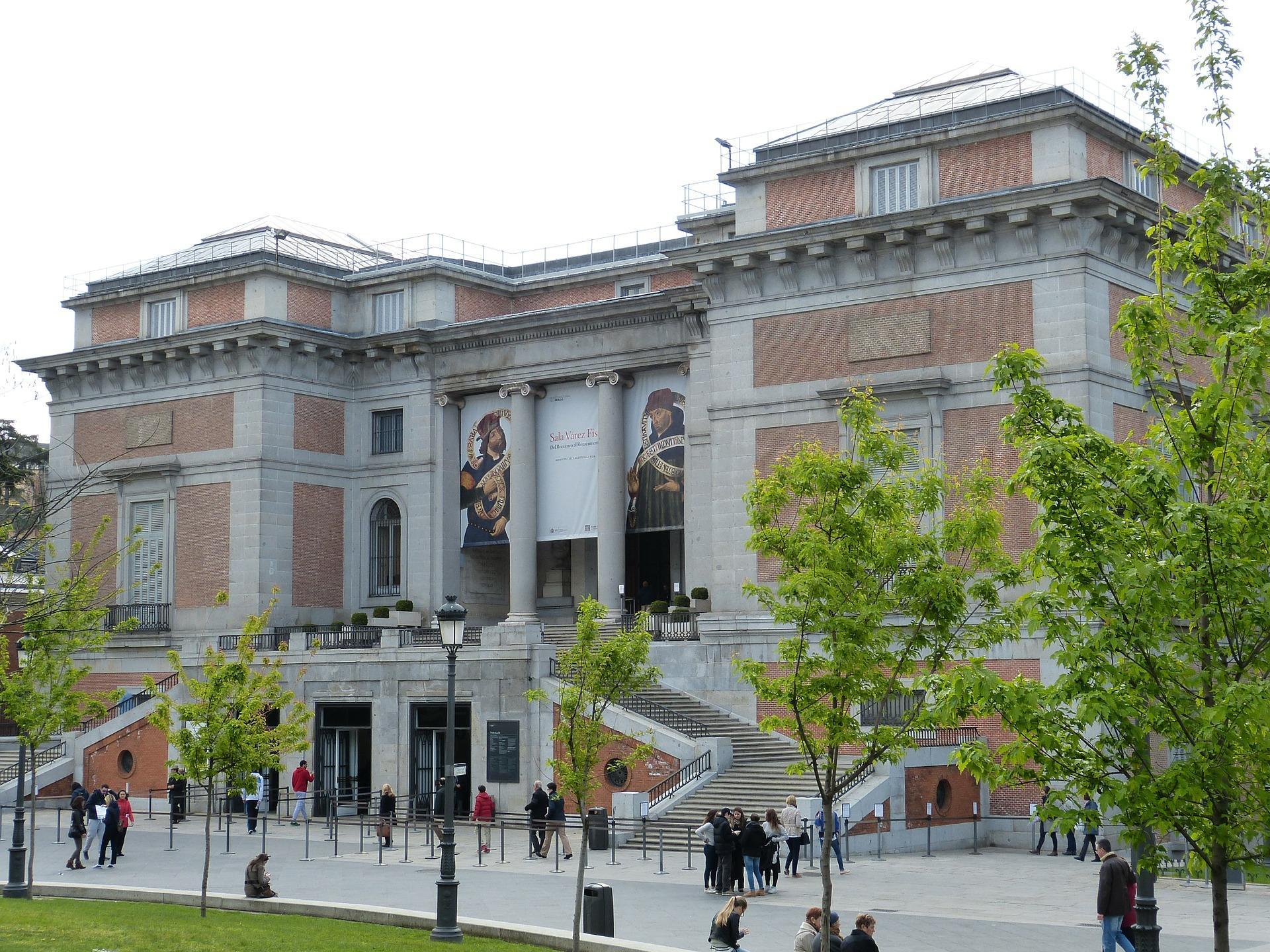 Edificio Museo del Prado
