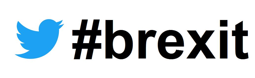 Twitter #brexit